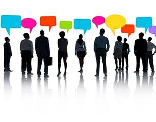 Team building company Social media links