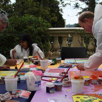 Art-Tastic Creative Team Building